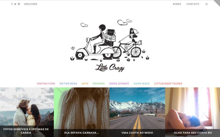 Little Crazy Blog
